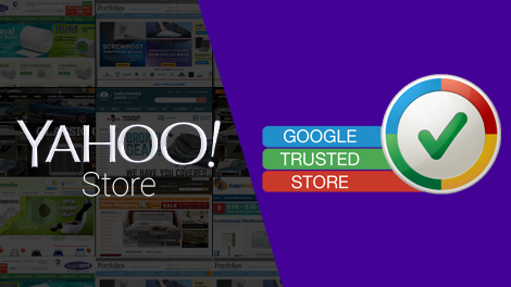 Google Trusted Stores for Yahoo Store   Bliss Web solution