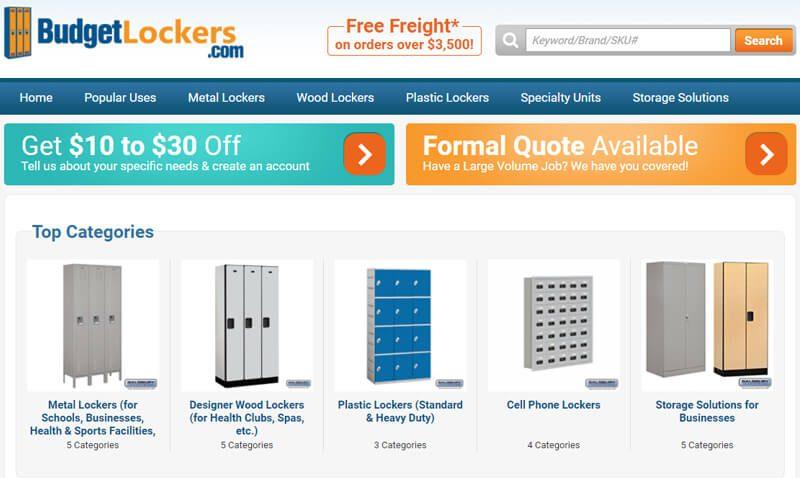 Budget Lockers