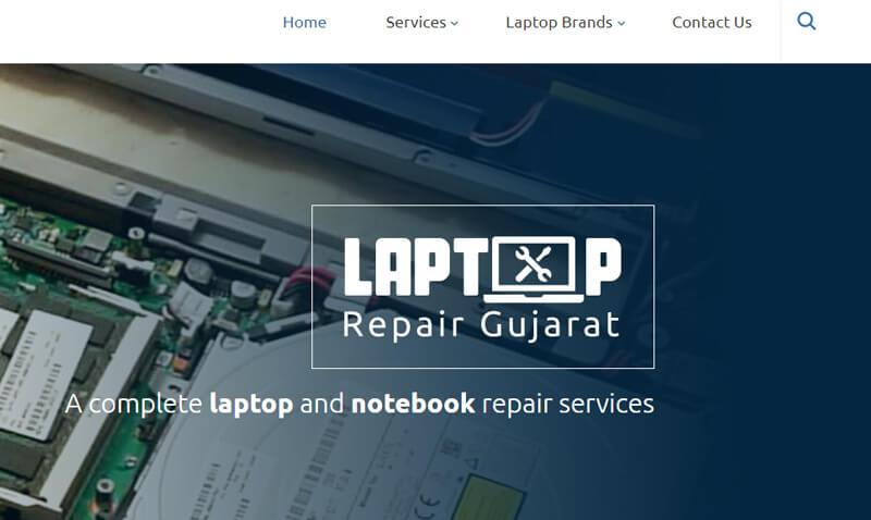 Laptop Repair Gujarat