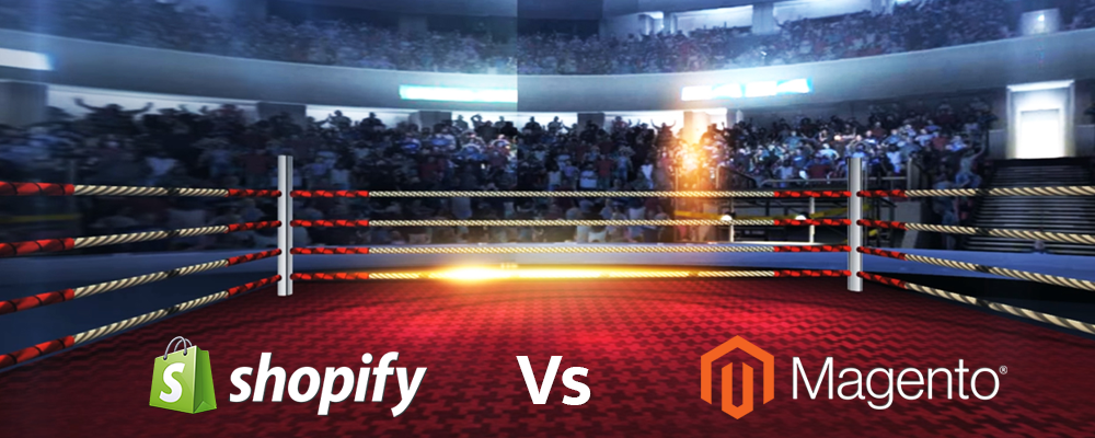 Magento vs Shopify, Which is better Magento or shopify, Magento Community Enterprise